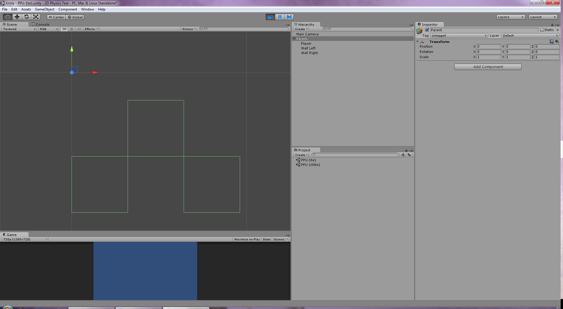 how to turn 3d object into tiles unity